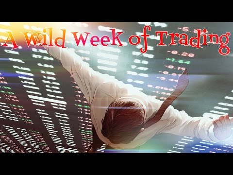 Forex Trading: A Wild Week of Trading
