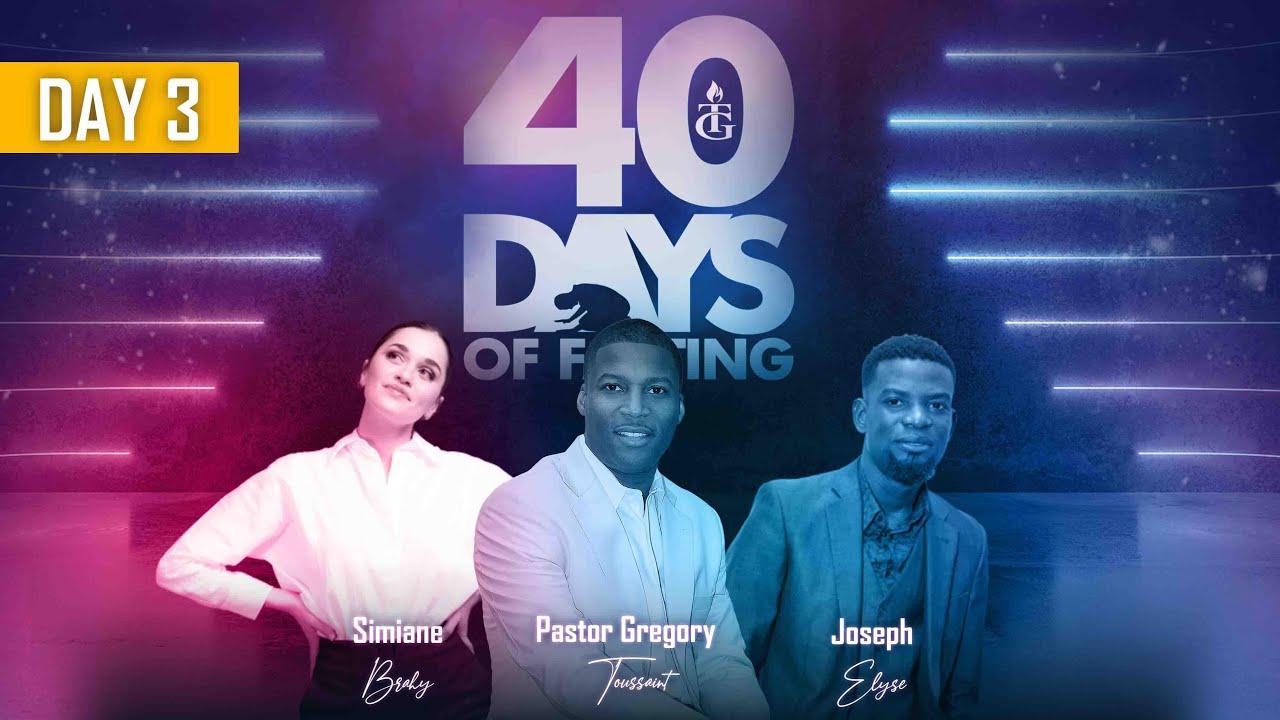 Download 40 Jours | Satan, Ou Pap Bwè m! | 3ème Soirée | TG