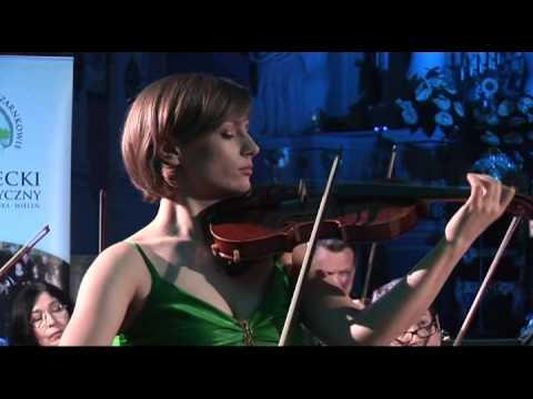 "Antonio Vivaldi - ""Cztery pory roku"" (""Le quattro stagioni"") Zima_solo - Aleksandra Bryła"
