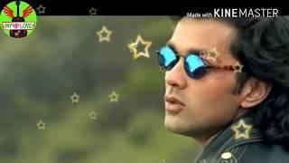 Teri Adaon Pe Marta Hoon-1   Bobby Deol   Twinkle Khanna   New whatsapp status   Barsaat movie song