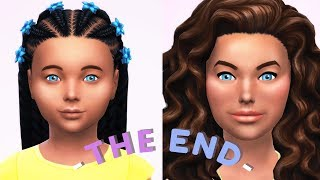 THE END! | Let's Play The Sims 4 PARENTHOOD | Part 50