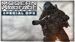 Modern Warfare: Special Ops Reveal & Details