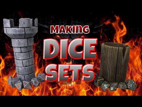 Making Dice Sets