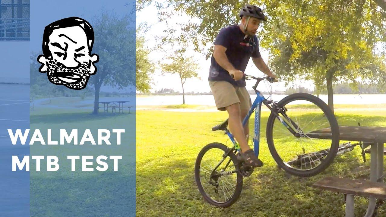 Watch: Are Walmart Mountain Bikes Safe? - Singletracks