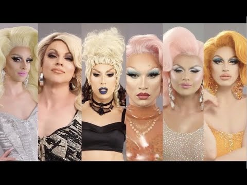Drag Race Queens Cosmpolitan (Compilation)