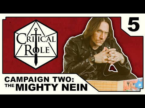 The Open Road | Critical Role | Campaign 2, Episode 5