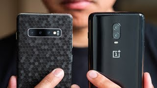 Samsung Galaxy S10+ vs OnePlus 6T: One UI or Oxygen OS?