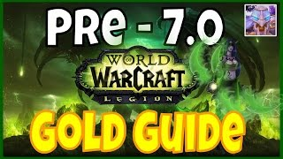 How to make gold in WoW Legion 7.3 // NEW top 35 WoW gold farming spots to hit in 2017!