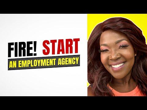 Start a Recruiting Business   First Live Q&A Call of 2017!! FIRE!!!!!   Start An Employment Agency