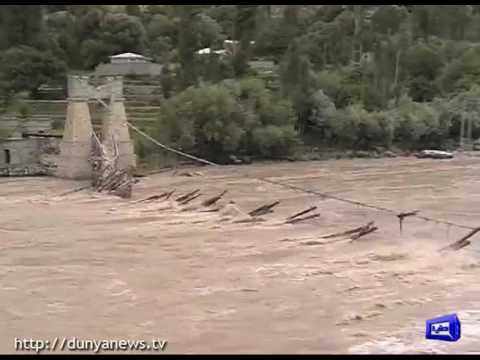 31 dead in Chitral flood