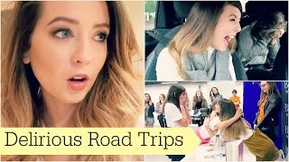 Delirious Road Trips & Meeting You