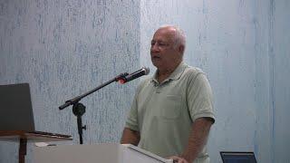 Francisco Cândido Xavier. Expositor: Elvécio Diniz. 13.08.2021