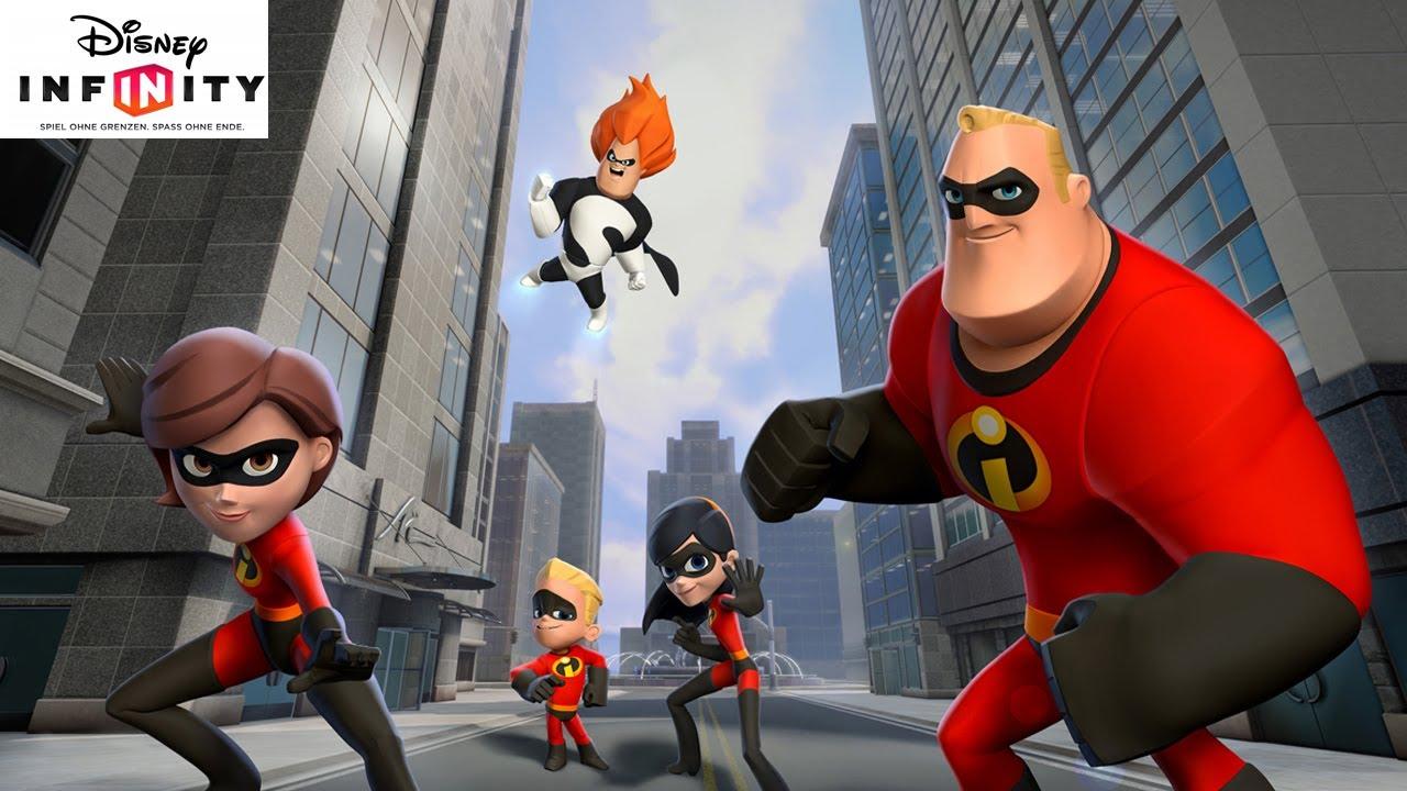 Die Unglaublichen / The Incredibles Playset - Disney ...