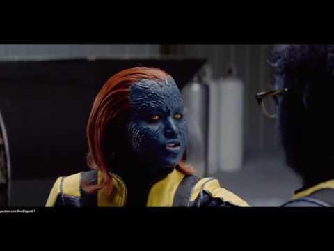 Hank and Raven (Beast and Mystique): Iris