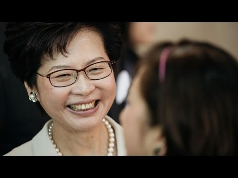 Tough task ahead for Carrie Lam