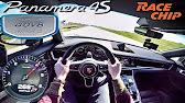 Porsche Panamera Turbo 317kmh on Kosovo highway  YouTube