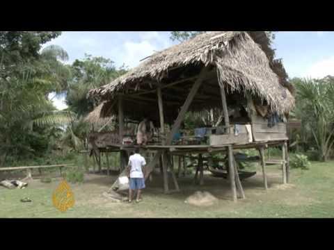 'Carbon cowboy' swindles Peruvian tribe on land deal