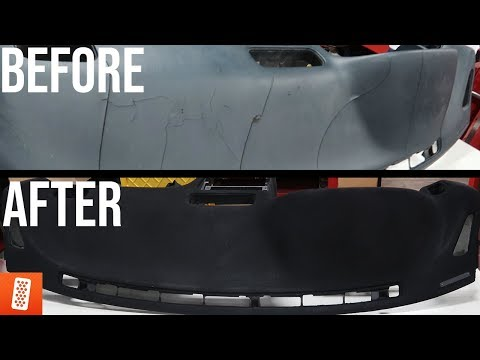 How To Restore A Cracked Dashboard