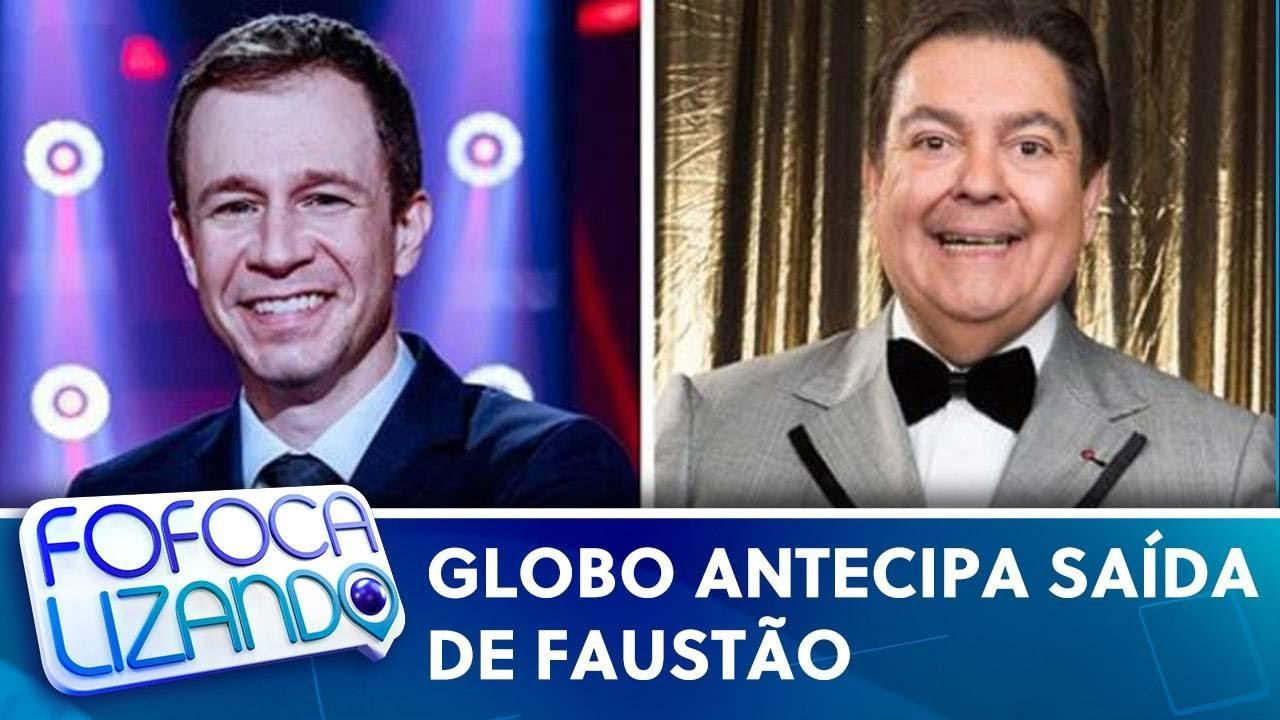 Faustão deixa emissora e Leifert assume Domingão até estreia de Huck | Fofocalizando (17/06/21)