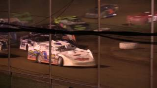 Mercer Raceway Park Crate Late Model Feature 3/25/17