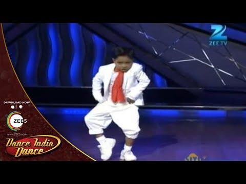 DID L'il Masters Season 2 - Jeet Das Dances Like Prabhu Deva