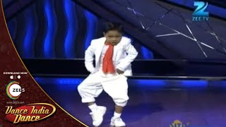 Jeet Das Dances Like Prabhu Deva - DID L'il Masters Season 2
