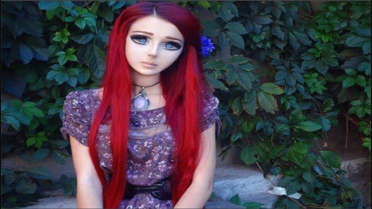 9 Gadis Tercantik di Dunia Yang Mirip Boneka Barbie - YouTube 769798afa2