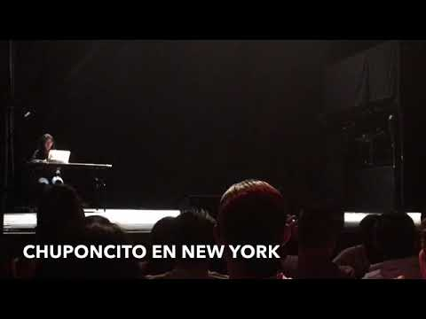 Chapócito en New York Gramercy theatre