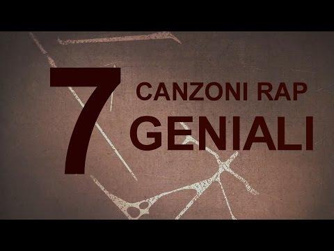 7 CANZONI RAP CON IDEE GENIALI - HIP HOP ITALIANO