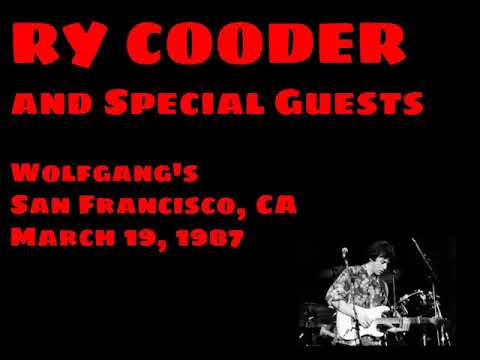 Ry Cooder and Special Guests