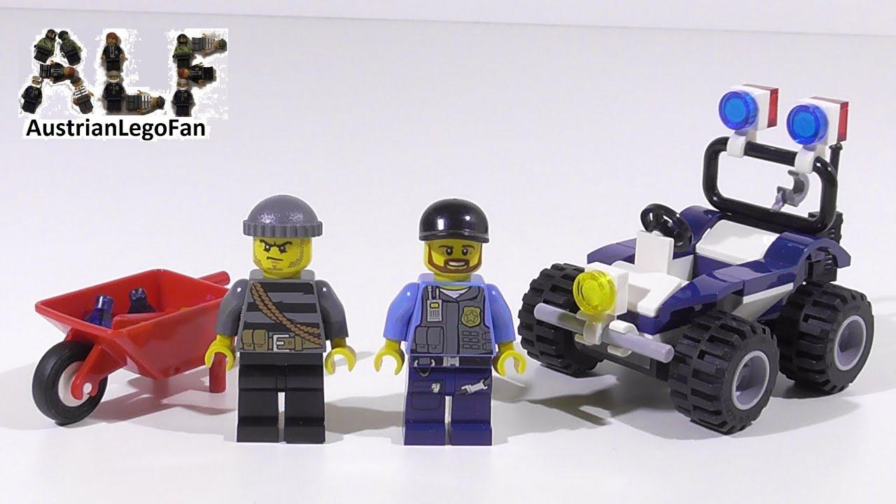 Lego City 60006 Police ATV / Polizei Quad - Lego Speed ...