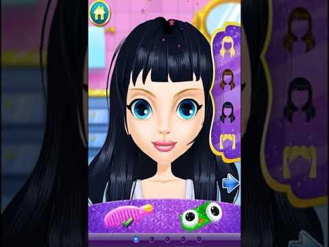 The best princess makeup and salon