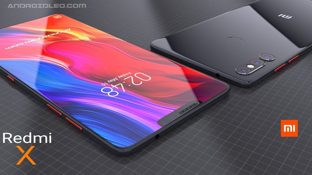 Xiaomi Redmi X With Triple Ai Camera Best Concept