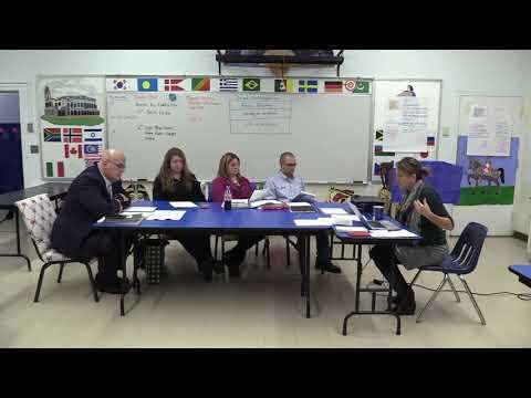 Clarksburg School Mtg 11 7 19 mov