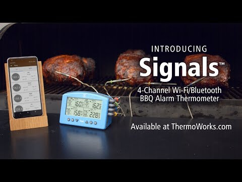 Introducing Signals by ThermoWorks