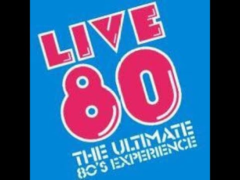"""LIVE 80s - The Ultimate 80's Experience performing """"Separate Ways"""" (Journey cover)"""