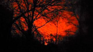 Бирюзова, Донецк. обстрел. вид из моего окна(, 2015-01-29T20:55:31.000Z)
