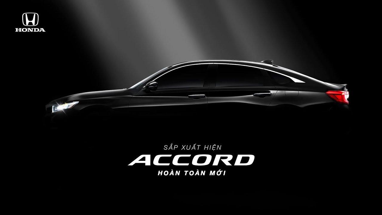 Honda Accord 2019 lộ thời gian giao xe và động cơ, có đấu lại được Toyota Camry tại Việt Nam
