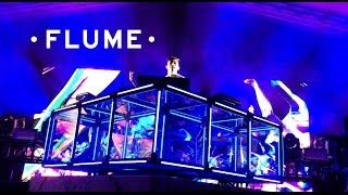 Flume - Holdin On Ft. Freddie Gibbs // Flume (Deluxe Edition) Live at Circolo Magnolia 2016