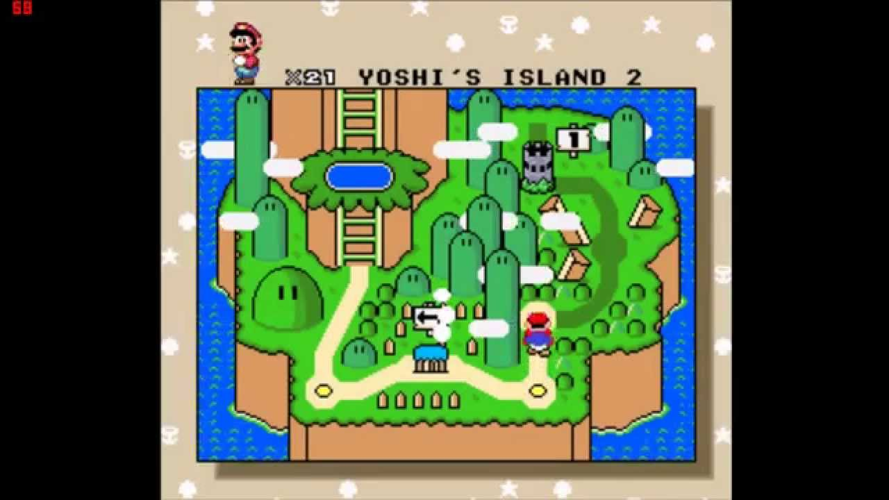 how to make super mario world