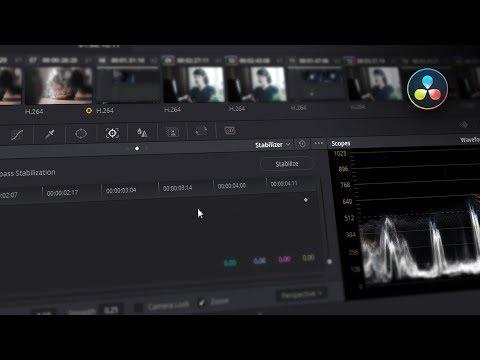Стабилизация видео в
