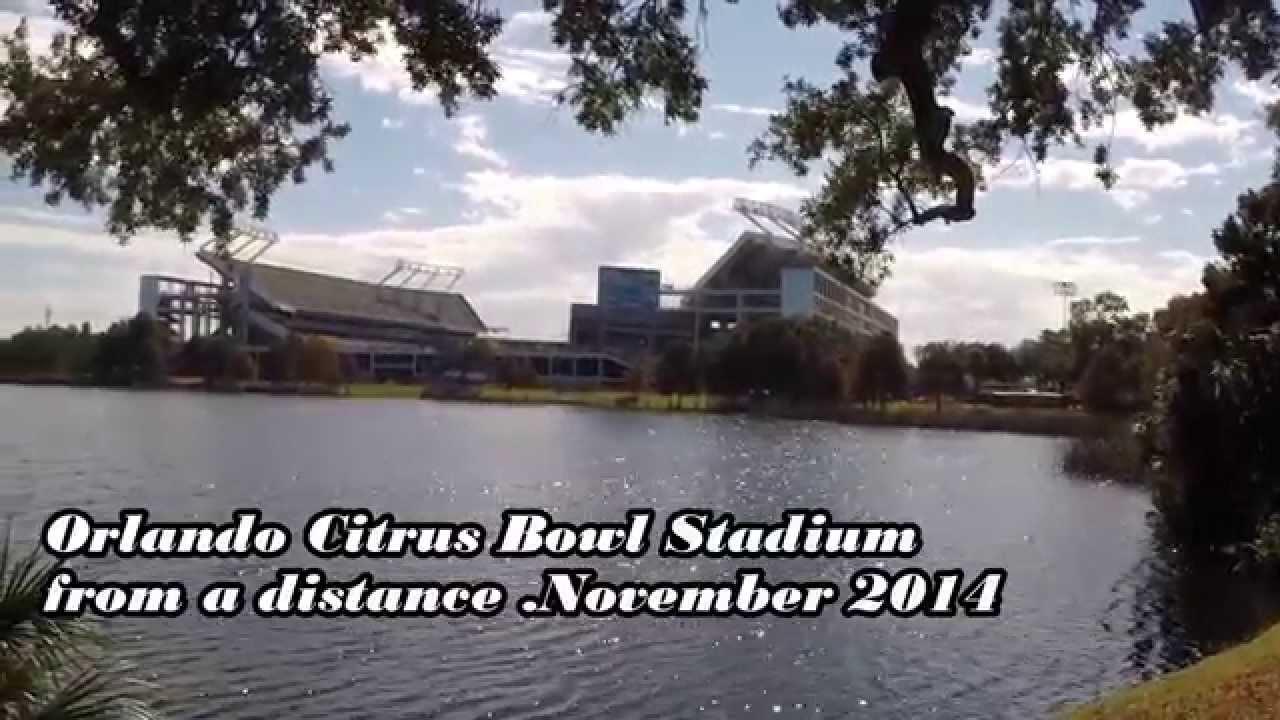 Citrus Bowl Orlando Now