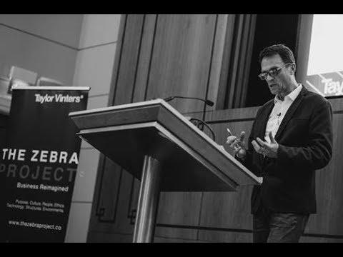 Keynote Speech - Matthew Taylor - CEO - RSA - The Zebra Project
