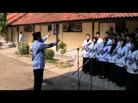 INDONESIA RAYA.PGRI CABANG DUKUHTURI ( Koleksi : Mohamad Tarjono )