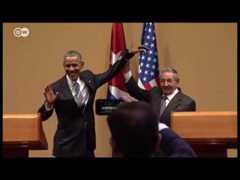 Obama finaliza su visita a Cuba