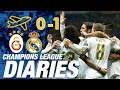 Champions League diary | Galatasaray 0-1 Real Madrid (Day Two)