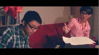 Ganh Hang Rau Cover Piano Jazz / Guitar - Tuan Pham ft Minh Anh - HH Production [HD 720p]