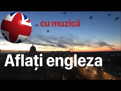Aflați engleza în timpul somnului - limba engleză - cu muzică