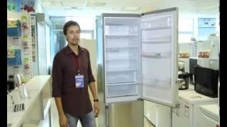 видео Какой лучше холодильник Sharp двухкамерный купить для дома