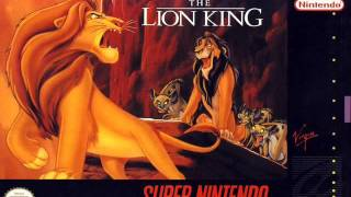 The Lion King - SNES - Elephant Graveyard/Be Prepared